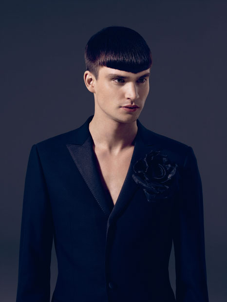 Sassoon New Man Collection-Luxe