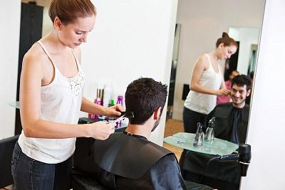 Esame per parrucchieri