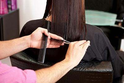 Crisi dal parrucchiere