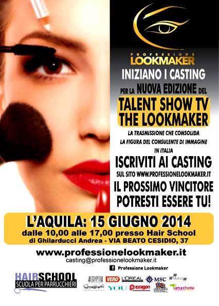 Professione Lookmaker Aquila