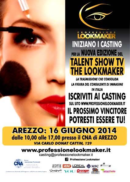 Professione Lookmaker Arezzo