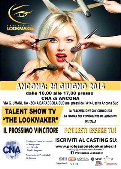 PROFESSIONE LOOKMAKER - Tappa ad Ancona