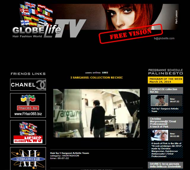 Sargassi - GLOBElife.TV
