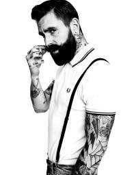 moda barba e baffi