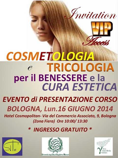 Corso Cosmetologia e Tricologi