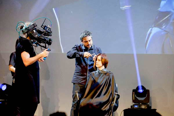 DAVINES ON STAGE: Angelo Seminara