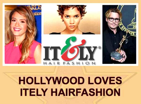 Hollywood loves It&ly hairfashion