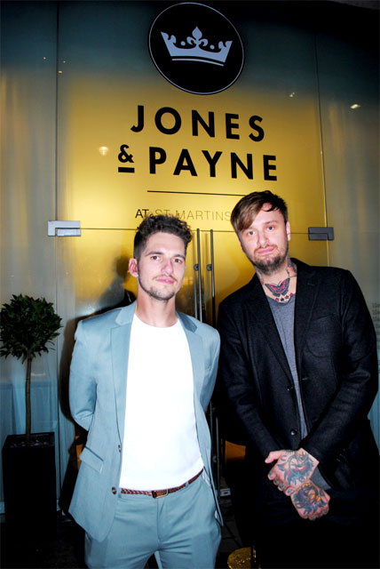 Jones and Payne