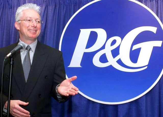 P&G CEO