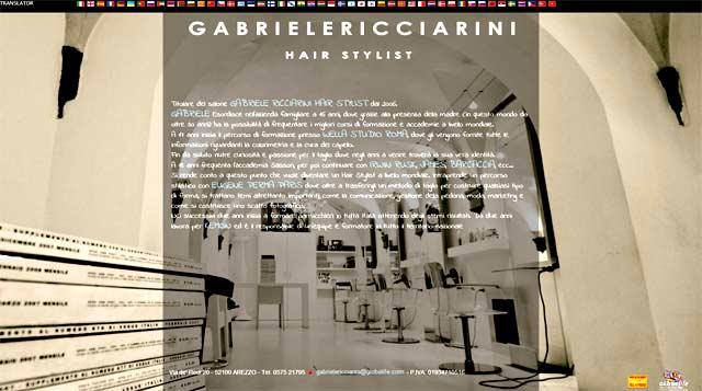 GABRIELE RICCIARINI
