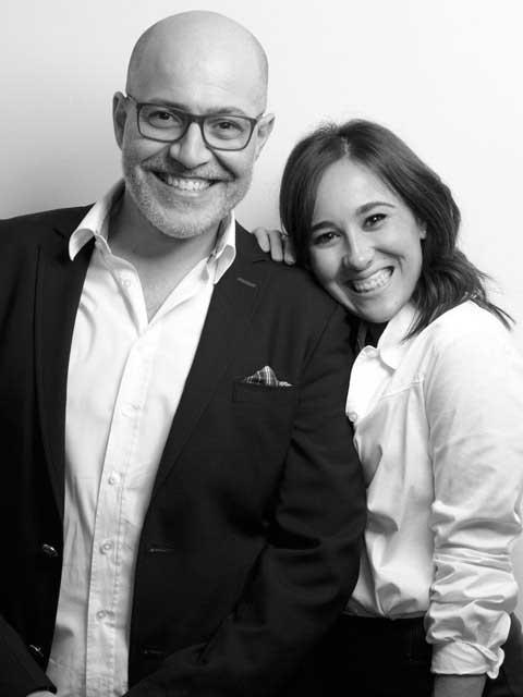 Emiliano Vitale & Lisa Muscat