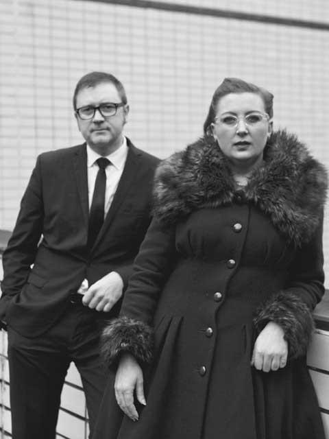 Dove Plamer & Faye Turner