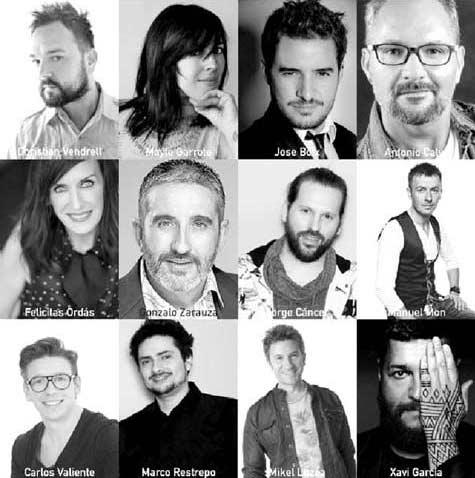 Peluquero Español del Año en los Premios Fígaro 2015