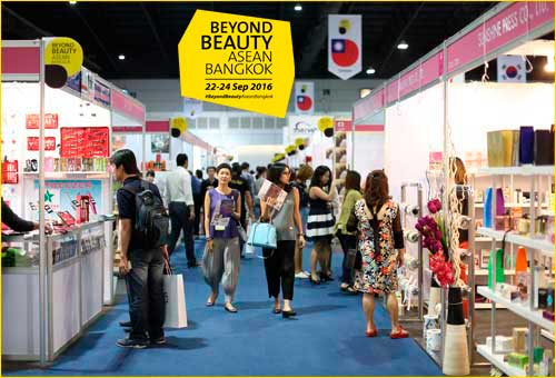 BEYOND BEAUTY ASEAN BANGKOK