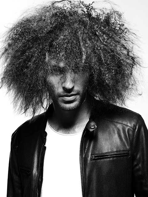 Uros Mikic @ Kinky Curly Straight
