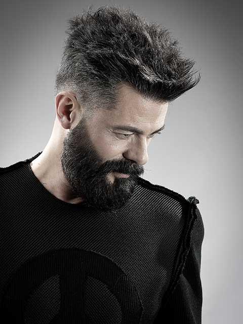 Jose Antonio Chamborro & Santi Campos @ Lagasca Hair & Styling