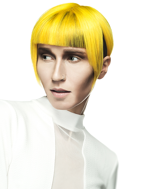 Jo Caswell, Mutiny Hair