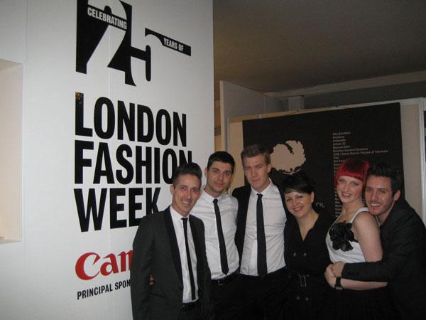 London Home of Menswear' Initiative