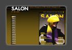 Sfoglia online SALON HAIR MAGAZINE Slovenia rivista di  novità pettinature bellezza estetica moda capelli