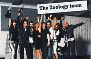 The Zoology team