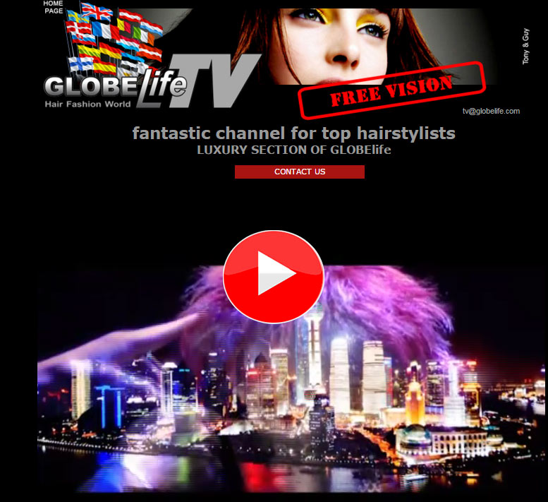 intercoiffure-video