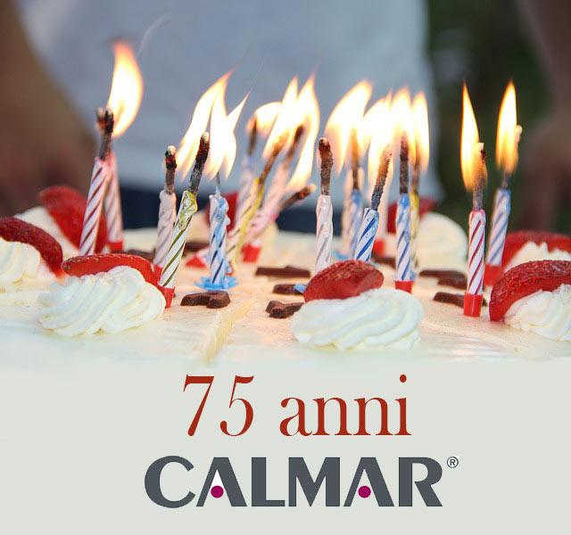 calmar 75 anni