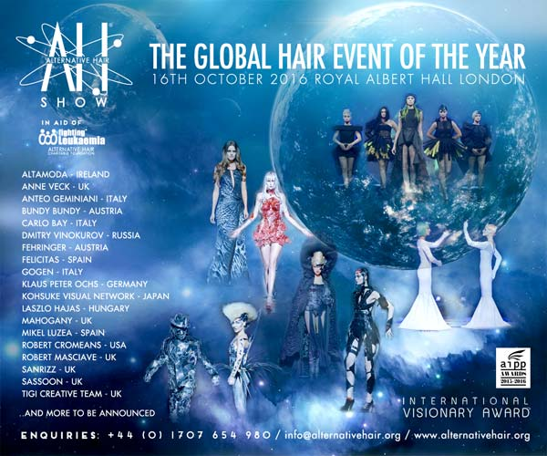 alternative hair show 2016