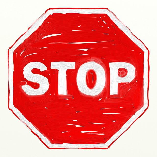 Stop Vendite