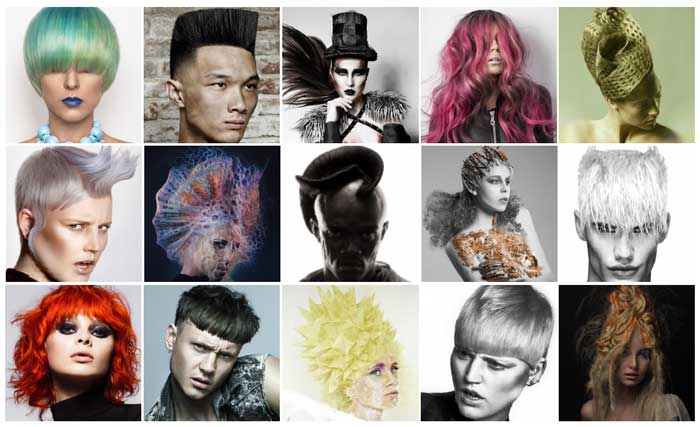 spanish hairdressing awards