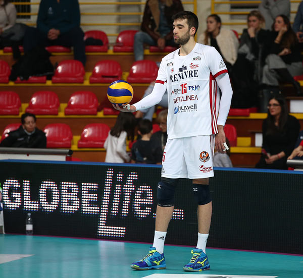 GLOBElife e Volley Milano