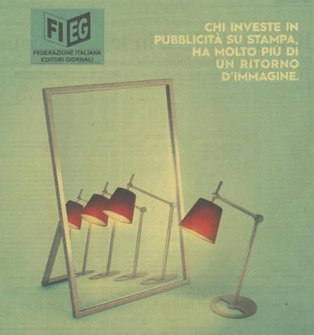 pubblicità cartacea