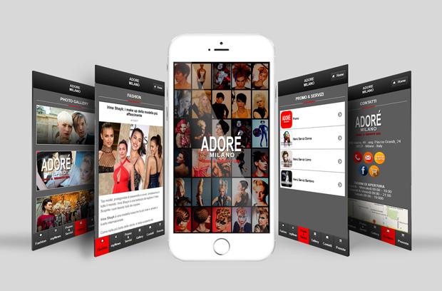 adore app