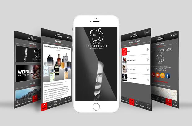 gino-de-stefano app