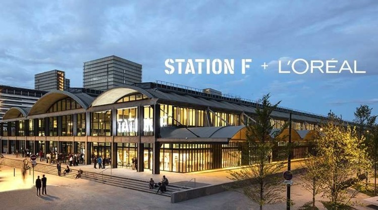 l'oreal station