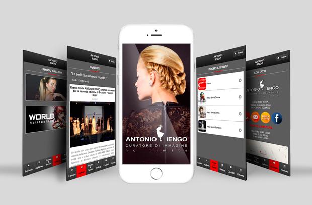 antonio-iengo app