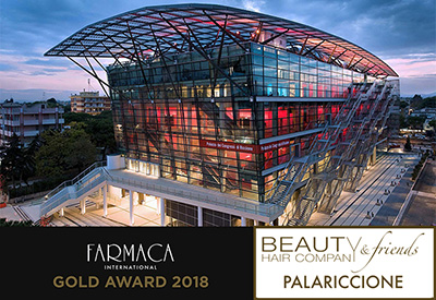 Farmaca Gold Award 2018 PalaRiccione