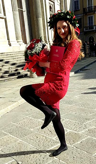 Laurea Erica Landonio