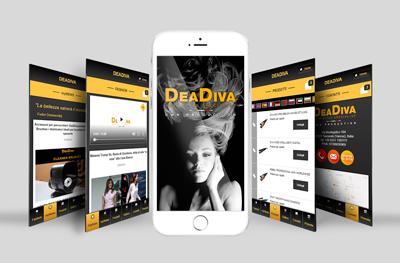 Deadiva App