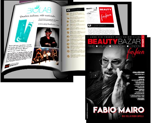 Copertina BeautyBazar FabioMairo