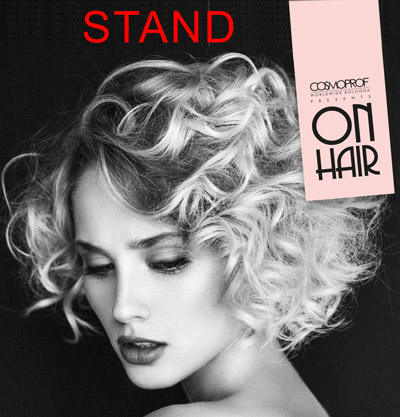 on hair stand