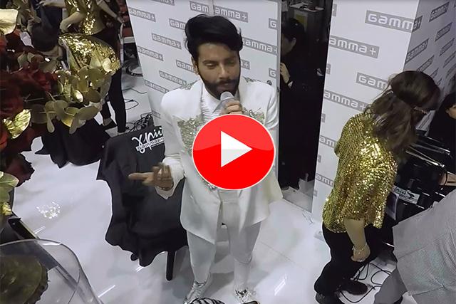 federico fashion  style show