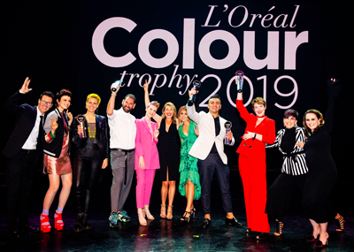 oreal colour trophy
