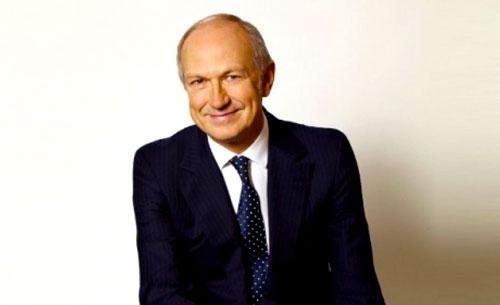 Jean-Paul Agon presidente e amministratore delegato del gruppo L'Oreal.