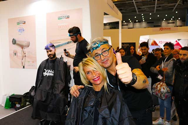2019 ON HAIR & EXHIBITION partecipanti