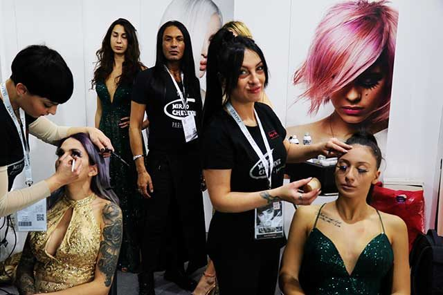 2019 ON HAIR & EXHIBITION show