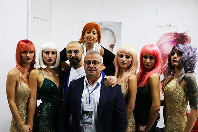 ON HAIR & EXHIBITION partecipanti 2019