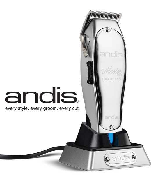 Master Cordless by Andis
