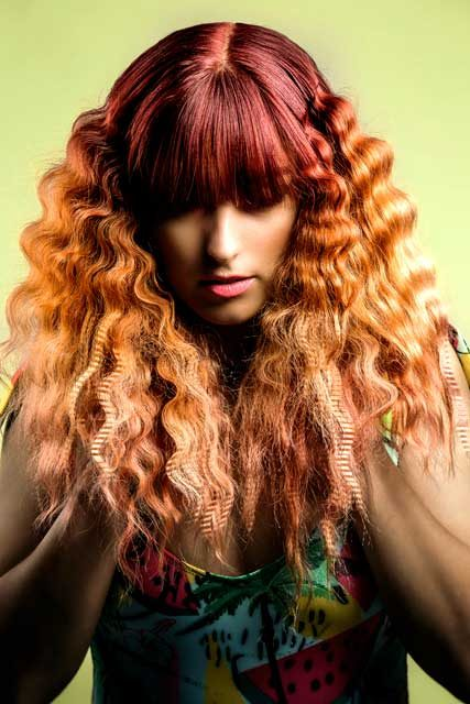 Lorena Carracedo Romero International Hairstylist