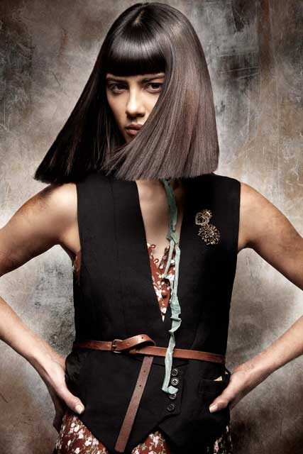 Kerry Mather, KJM Salons international hairstylist