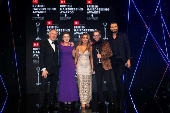 british hairdressing award 2019